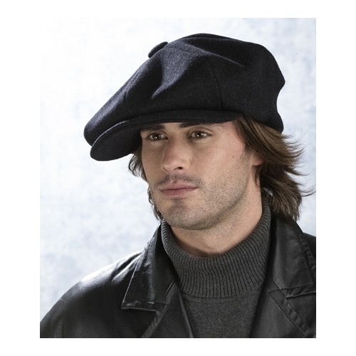 Apple Cap – The apple cap is simply a larger version of the newsboy cap as  described further down the page. It is divided into 8 panels and finished  with a ... 1309bf1c828