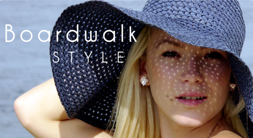 Boardwalk Style Hats
