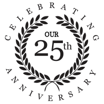 Celebrating 25th Anniversary