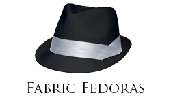 Fabric Fedoras Sub Cat